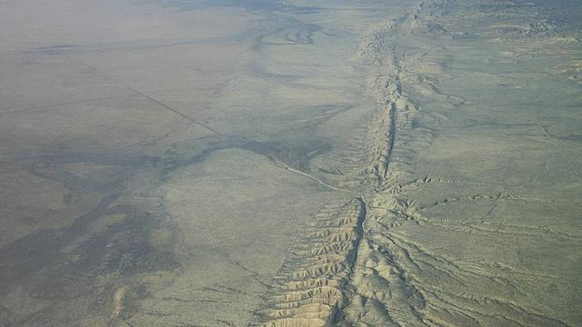 Patahan San Andreas