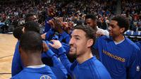 Golden State Warriors (AFP Photo/Doug Pensinger)
