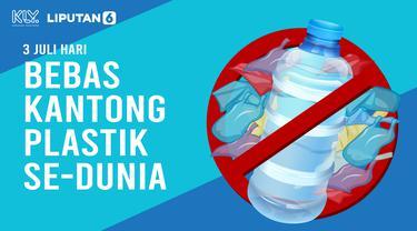 3 Juli Hari Bebas Kantong Plastik dan Usaha Menyelamatkan Bumi