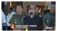 Putra bungsu Presiden ketiga RI BJ Habibie yang bernama Thareq Kemal Habibie.