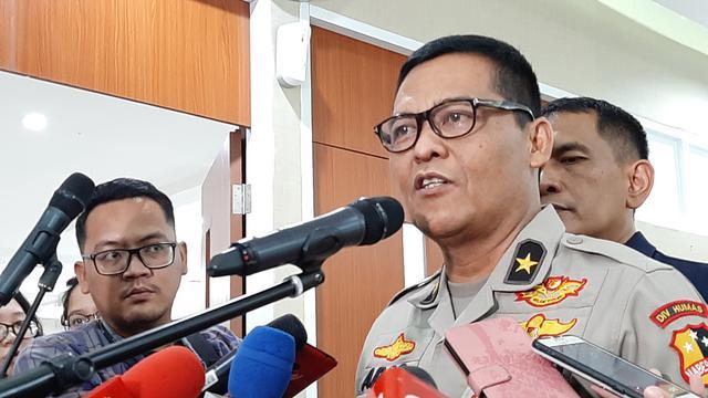 Karo Penmas Divisi Humas Polri Brigjen Raden Prabowo Argo Yuwono