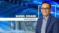 Opini Hasnul Suhaimi (Liputan6.com/Abdillah)