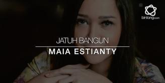 Pengakuan mengejutkan terlontar dari bibir Maia Estianty, ketika ia menjadi juri sebuah ajang pencarian bakat.