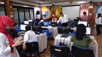 KPP Pratama Grogol Petamburan Jakarta Barat. Dok: Tommy Kurnia/Liputan6.com