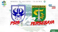 Liga 1 2018 PSIS Semarang Vs Persebaya Surabaya (Bola.com/Adreanus Titus)