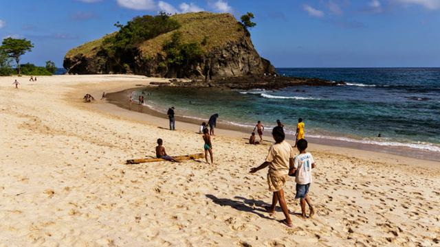 Pantai Koka, Surga Tersembunyi di Sikka, Flores