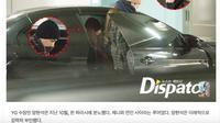Kai Exo saat sedang bersama Jennie Blackpink. (Sumber: Dispatch via Soompi)
