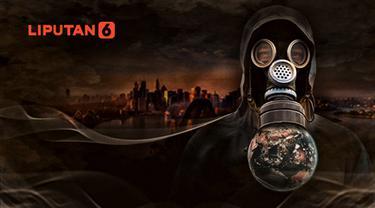 Ilustrasi polusi udara (Liputan6.com / Abdillah)