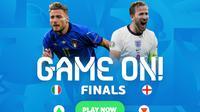 Battle Kickstox Saham Bola masuk edisi final Euro 2020