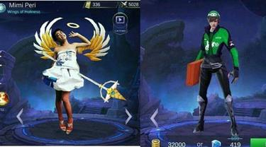 Kocak, Ini 5 Gambar Editan Lucu Hero Mobile Legends