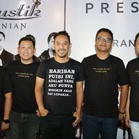 Antusias sekaligus was-was, Jikustik menuju konser reuni dengan Pongki Barata. (Bambang E Ros/Fimela.com)