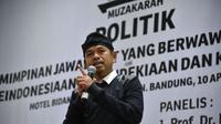 Calon Wakil Gubernur Jawa Barat Dedi Mulyadi. (Liputan6.com/Abramena)