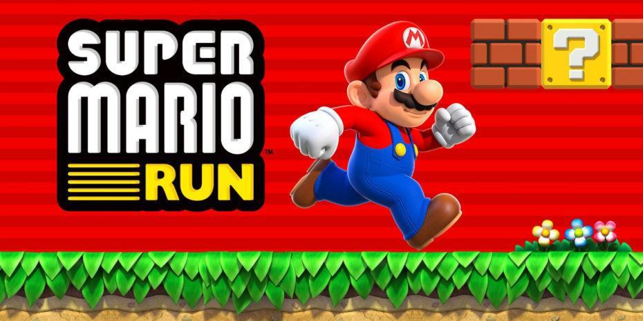 Super Mario Run. (Doc: Nintendo)