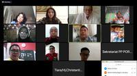 Pordasi Gelar Rapat Virtual saat Pandemi Virus Corona Covid-19