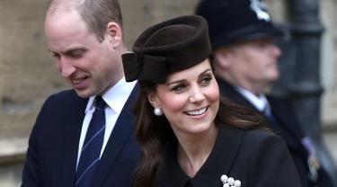 [Bintang] Anak Ketiga Kate Middleton dan Pangeran William Berjenis Kelamin Laki-Laki