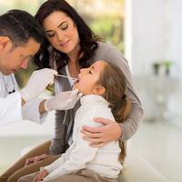 Anak Sakit Radang Tenggorokan, Kapan Harus ke Dokter?