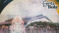Cerita Bola - Stadion Andi Mattalatta (Bola.com/Adreanus Titus)