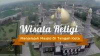 Di balik kemegahan Ibu Kota terselip banyak masjid yang memiliki keindahan dan keunikan yang berdiri kokoh disekitar kita.