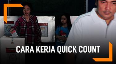 Ini Cara Kerja Quick Count Dalam Pemilu