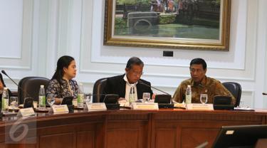 Jokowi Gelar Rapat Terbatas Peningkatan Peringkat EODB
