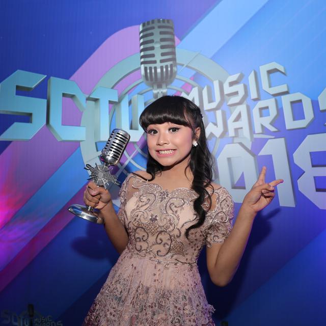 Tasya Rosmala Nyanyikan Lagu Armada dengan Koplo - ShowBiz