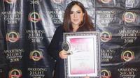 Inspirasi Kadek Maharani Saat Raih Indonesia Women Award. foto: istimewa