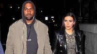 Bersama Kanye West calon suaminya, Kim Kardhasian tengah merencanakan pernikahan rahasianya
