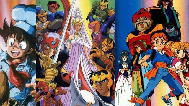 6 Anime Terlupakan Yang Pernah Mewarnai Tv Indonesia Showbiz