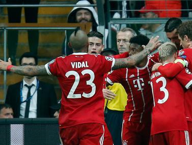 Agregat 8-1 Atas Besiktas, Bayern Munchen Mulus ke Perempat Final