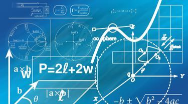 ilustrasi matematika rumit