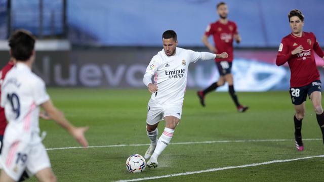 FOTO: Kalahkan Osasuna, Real Madrid Masih Punya Peluang Jadi Juara Liga Spanyol