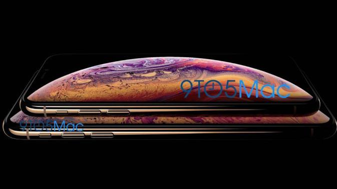 Ilustrasi iPhone XS. Dok: 9to5Mac