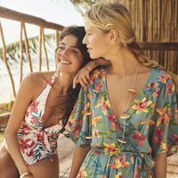 Tren Pola Tropikal untuk Tampilan Baju Renang yang Manis dan Unik dari Women'Secret. Sumber foto: Document/Women'Secret.