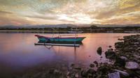 Pantai Talise, Palu, Sulawesi Tengah. (dok. Instagram @asjunroy/Asnida Riani)