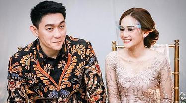 Ifan Seventeen dan Citra Monica. (Foto: Instagram @ifanseventeen)