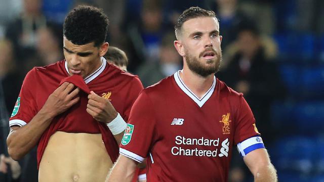 FOTO: Leicester Singkirkan Liverpool dari Piala Liga
