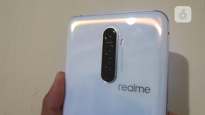 Kamera Realme X2 Pro (Liputan6.com/ Agustin Setyo Wardani)