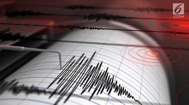 [Bintang] Gempa Magnitudo 5,4 yang Guncang Bali Terasa Sampai ke Lombok