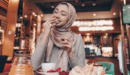Tips biar berat badan nggak naik selama Ramadan./Copyright shutterstock.com