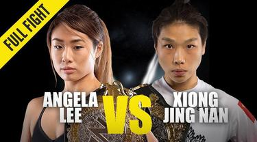 Berita Video Highlights Pertarungan Angela Lee Vs Xiong Jing Nan di One Championship Century, Tokyo
