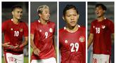 Kumpulan foto-foto pemain Timnas Indonesia yang memilki penampilan menawan saat menang melawan Tira Persikabo. (Foto: Bola.com/M. Iqbal Ichsan)