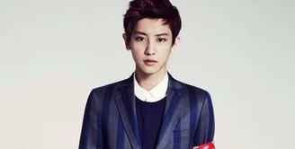 Setahun belakangan ini, Chanyeol EXO memang tidak terlihat bermain dalam drama atau film. Namun baru-baru ini, ia dikonfirmasi akan bermain dalam drama terbaru berjudul Memories of the Alhambra. (Foto: Soompi.com)