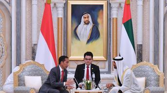 Jokowi Kunjungi Uni Emirat Arab Bulan Depan, Temui Putra Mahkota Mohammed bin Zayed