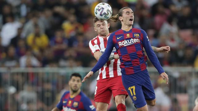 Atletico Madrid Kandaskan Barcelona