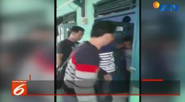 Dalam pemeriksaan polisi, pelaku mengaku menghabisi nyawa korban akibat sakit hati dan dendam.