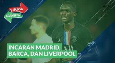 Berita VIdeo Bursa Transfer : Real Madrid Bersaing dengan Bacelona dan Liverpool Untuk Datangkan Bek Muda PSG