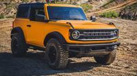 Ford Bronco hasil desain Moray Callum (CNET)