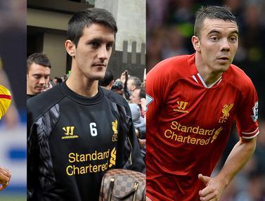 Mantan Pemain Liverpool yang Sukses di Klub Baru