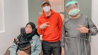 Potret Terbaru Zaskia Sungkar saat Hamil Besar. (Sumber: Instagram.com/zaskiasungkar15)