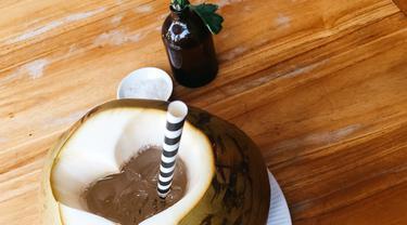 ilustrasi air kelapa/unsplash